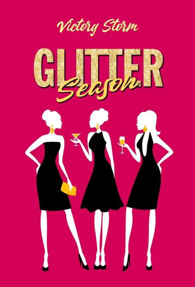 Glitter Season Book Cover