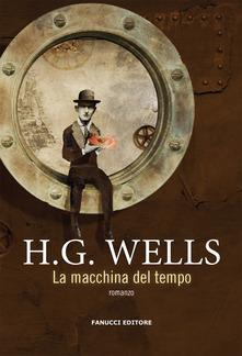 La macchina del tempo Book Cover