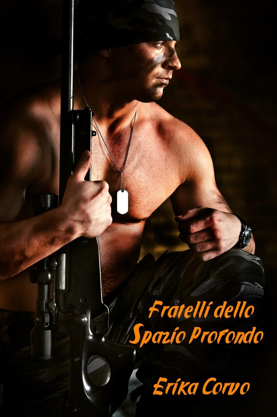 Fratelli dello Spazio Profondo Book Cover