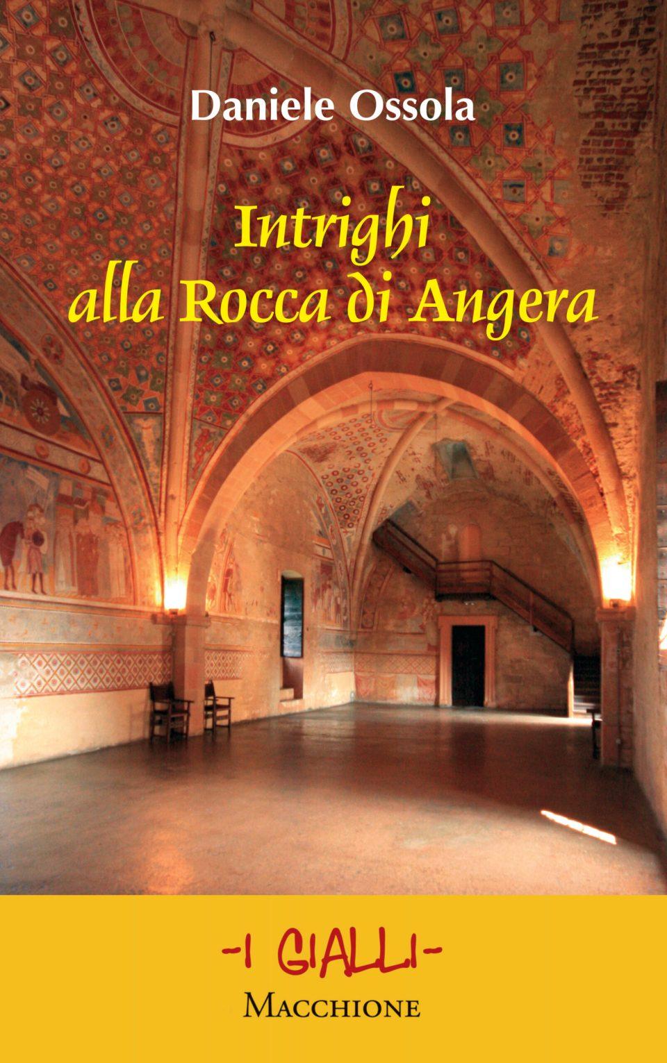 Intrighi alla Rocca di Angera Book Cover