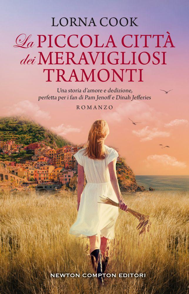 La piccola città dei meravigliosi tramonti Book Cover