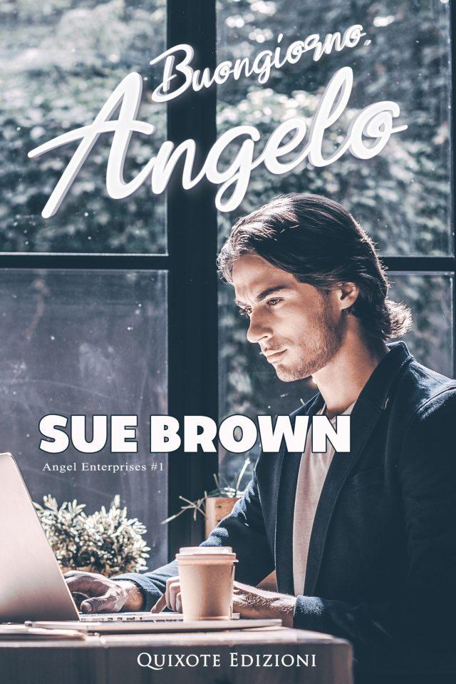 Buongiorno Angelo Book Cover