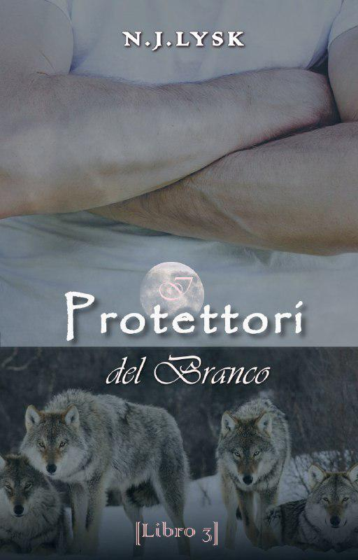 Protettori del branco Book Cover