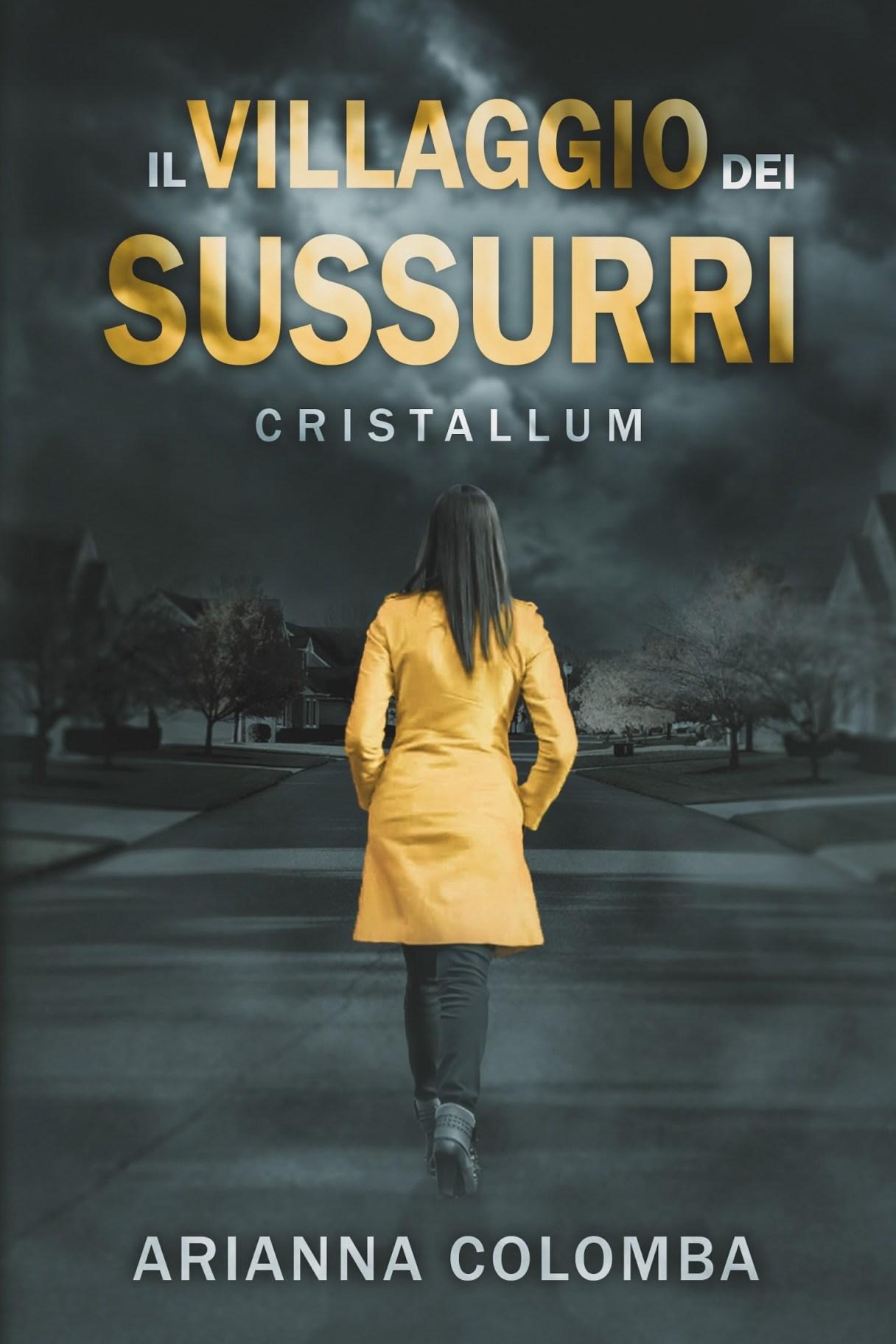 Il villaggio dei Sussurri Book Cover