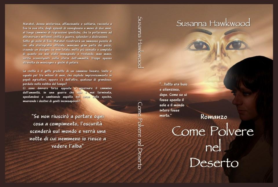 Come polvere nel deserto Book Cover