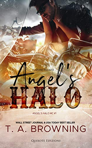 Angel's Halo Book Cover