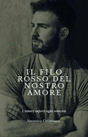 Il filo rosso del nostro amore Book Cover