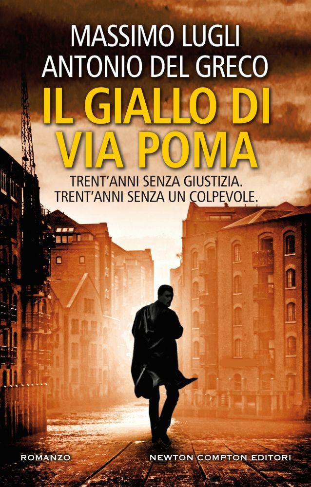Il giallo di via Poma Book Cover