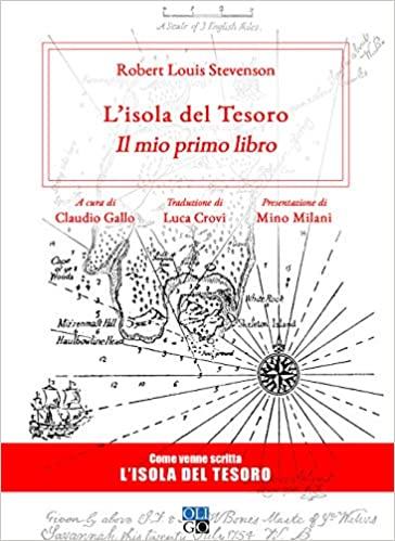 L'Isola del Tesoro. Il mio primo libro Book Cover