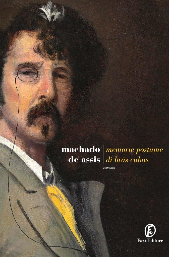 Memorie postume di Brás Cubas Book Cover