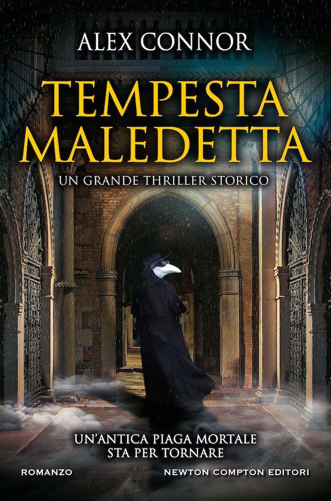 Tempesta maledetta Book Cover