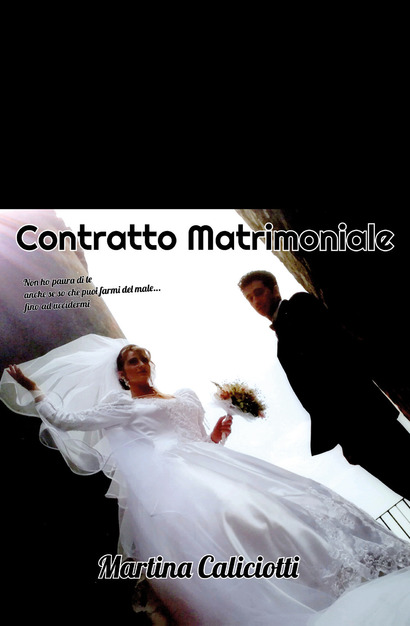 Contratto matrimoniale Book Cover