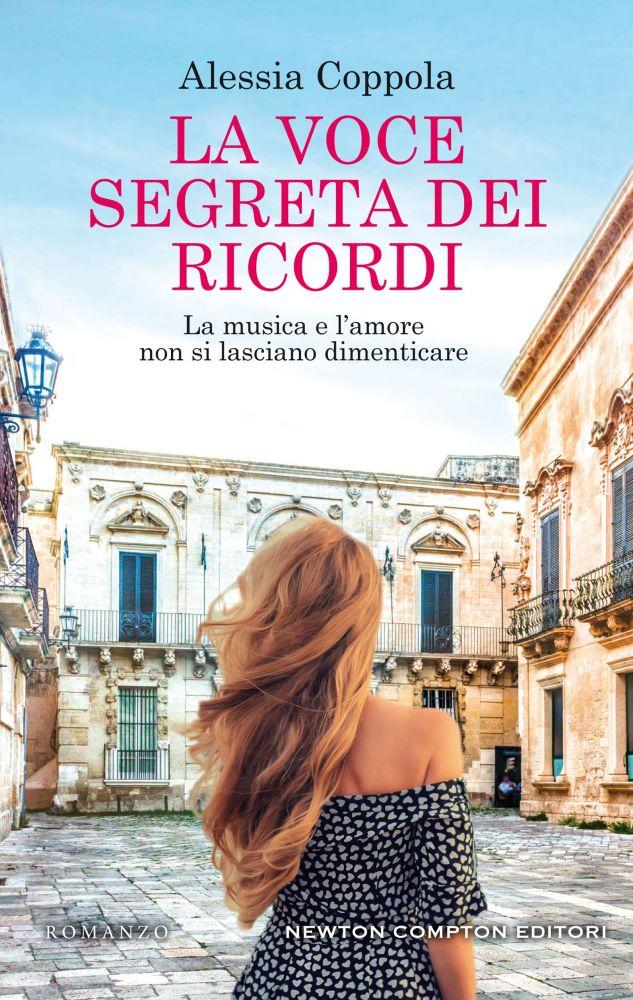 La voce segreta dei ricordi Book Cover