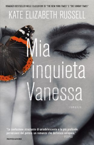 Mia inquieta Vanessa Book Cover