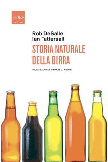 Storia naturale della birra Book Cover
