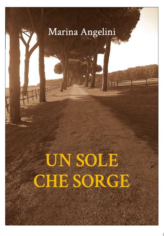 Un sole che sorge Book Cover