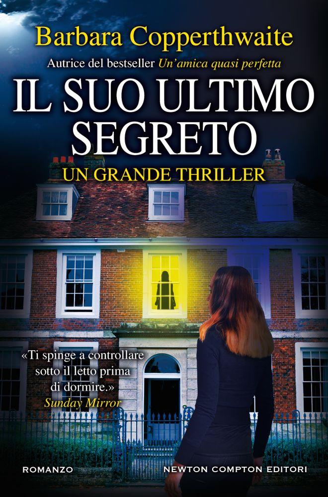Il suo ultimo segreto Book Cover