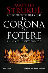 La corona del potere Book Cover