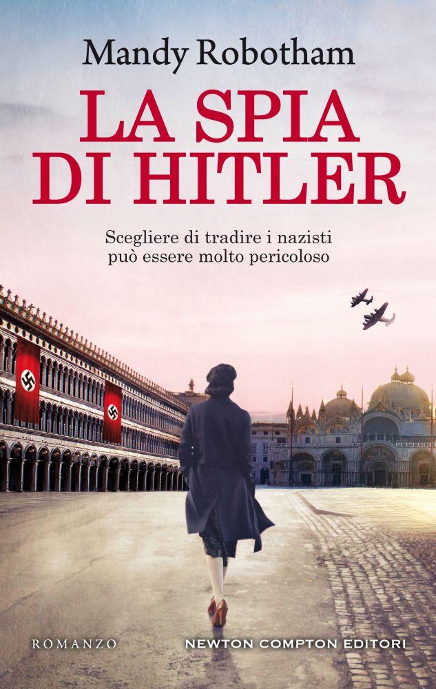 La spia di Hitler Book Cover