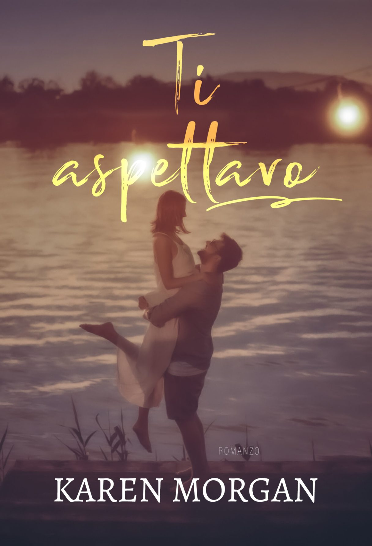 Ti aspettavo Book Cover