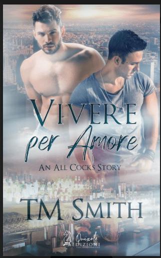 Vivere per amore Book Cover