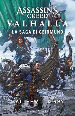 Valhalla. La Saga di Geirmund Book Cover