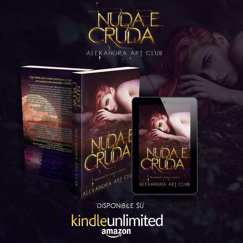 Nuda e cruda Book Cover