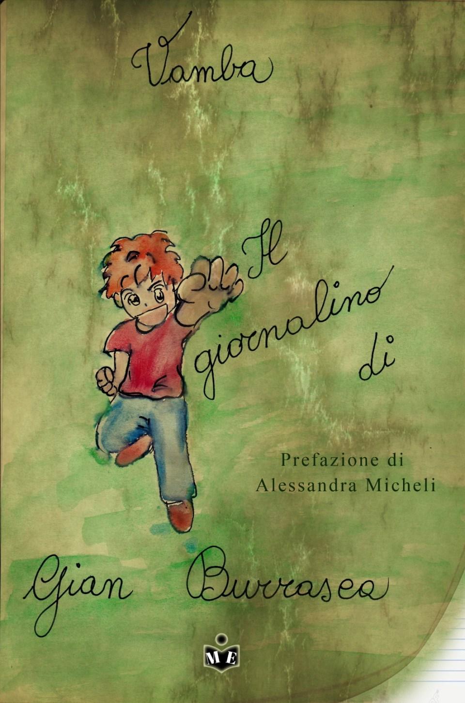 Il giornalino di Gian Burrasca Book Cover