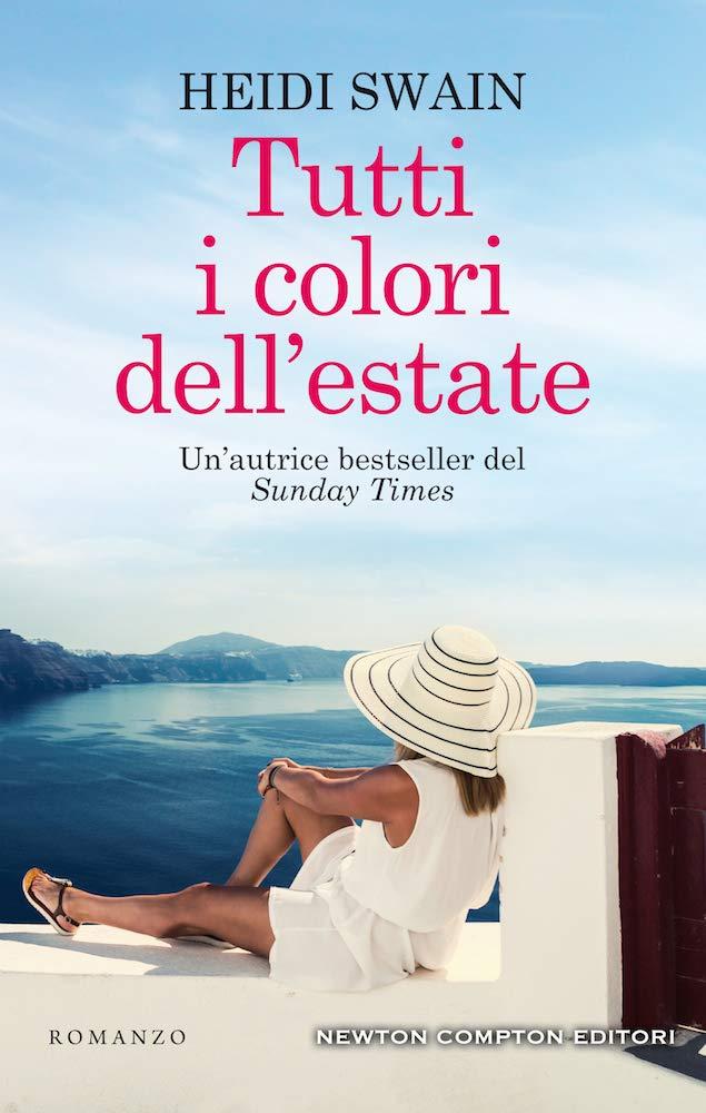 Tutti i colori dell'estate Book Cover