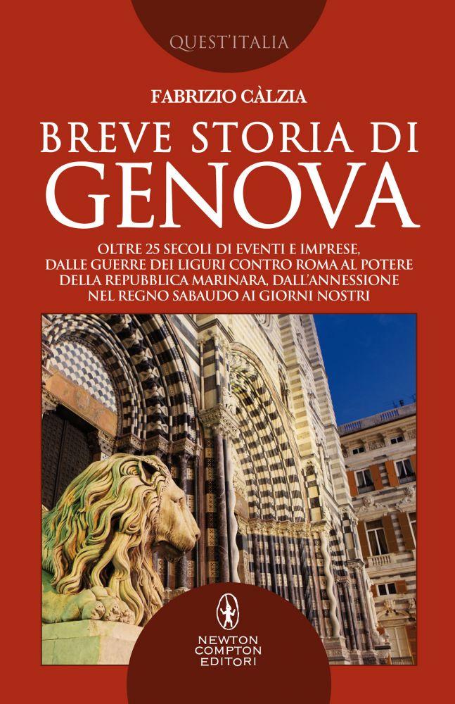Breve storia di Genova Book Cover