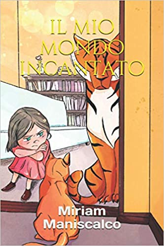 Il mio mondo incantato Book Cover