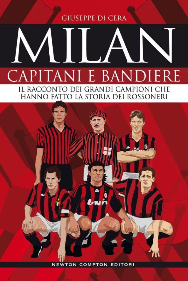 Milan. Capitani e Bandiere Book Cover