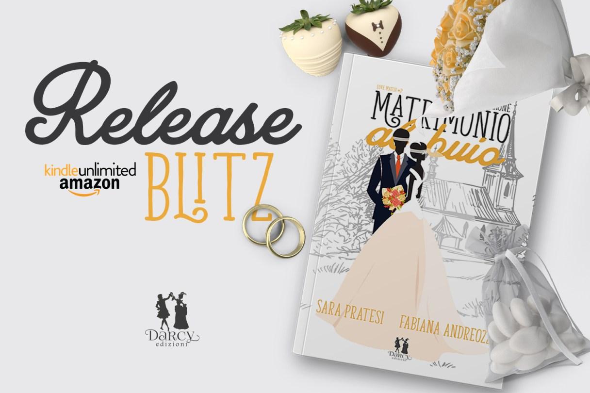 Un matrimonio al buio Book Cover