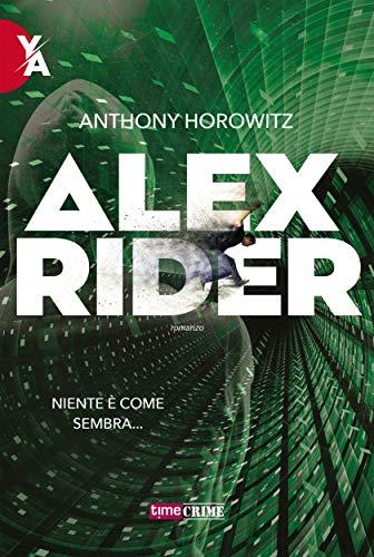 Alex Rider Book Cover