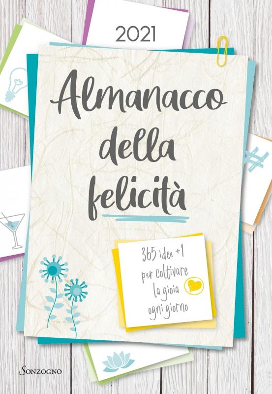 Almanacco della felicità. Book Cover