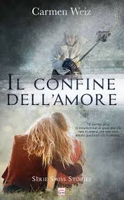 Il confine dell'amore Book Cover
