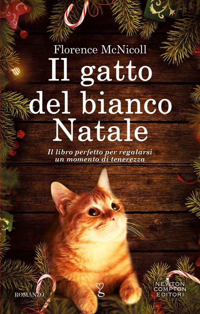 Il gatto del bianco Natale Book Cover