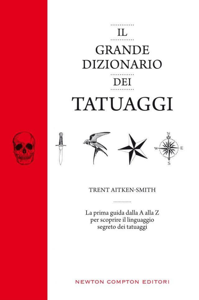 Il grande dizionario dei tatuaggi Book Cover