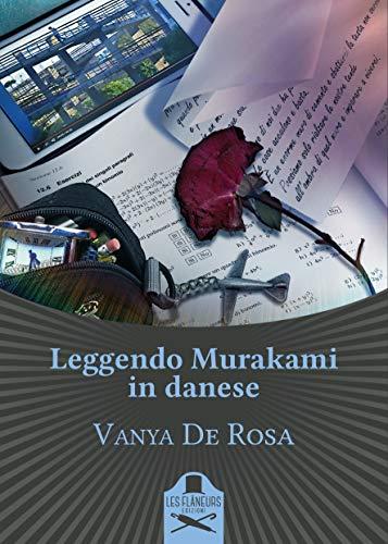 Leggendo Murakami in danese Book Cover