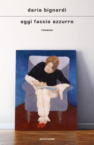 Oggi faccio azzurro Book Cover