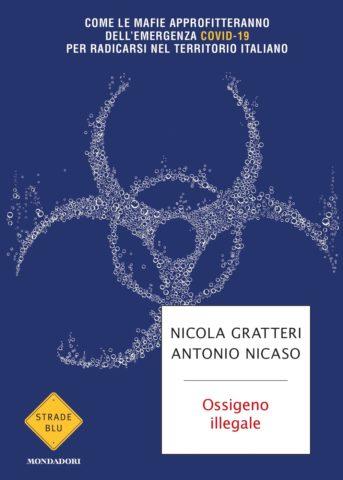 Ossigeno Illegale Book Cover