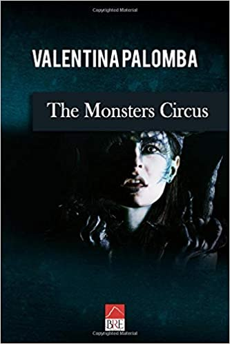 The Monsters Circus Book Cover