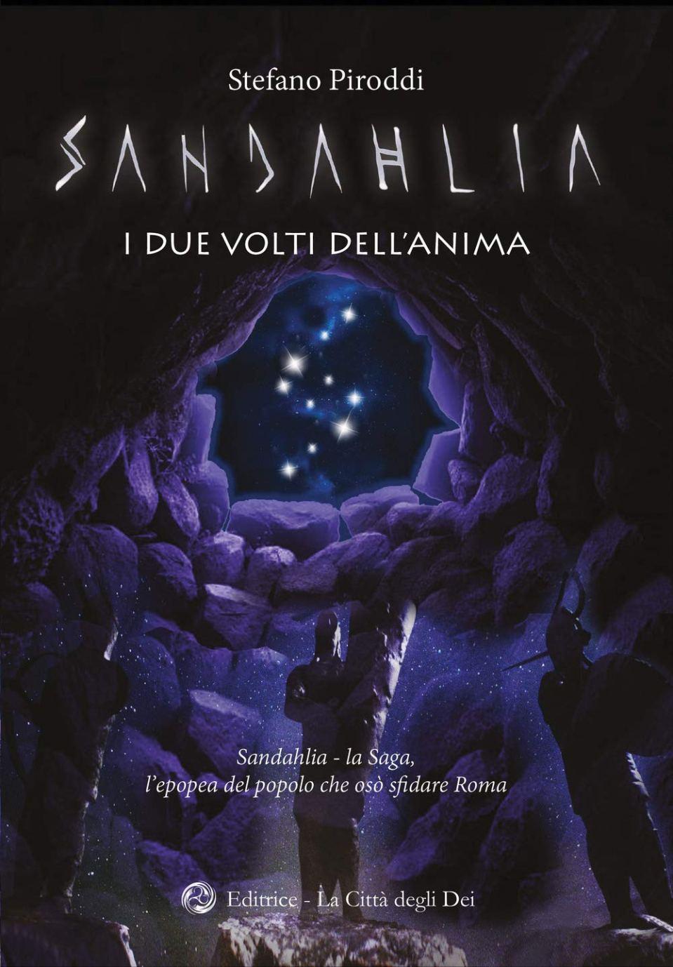 Sandahlia. I due volti dell'anima Book Cover