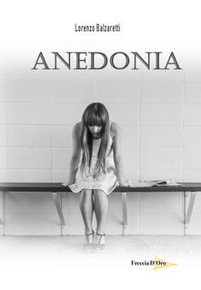 Anedonia Book Cover