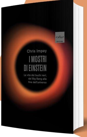 I mostri di Einstein. La vita dei buchi neri, dal Big Bang alla fine dell'universo Book Cover