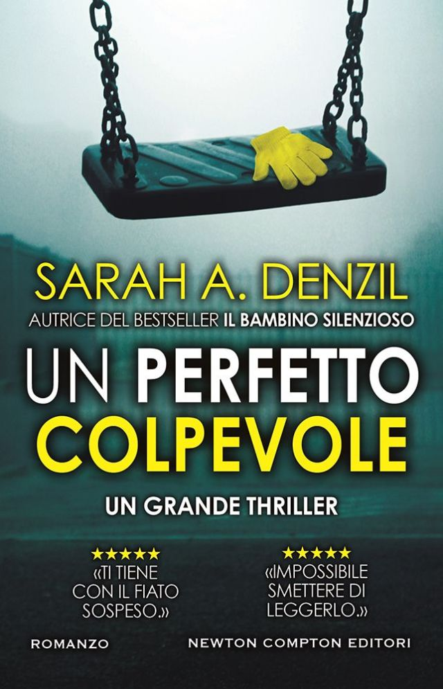 Un perfetto colpevole Book Cover