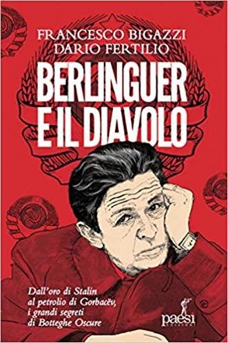 Berlinguer e il diavolo Book Cover