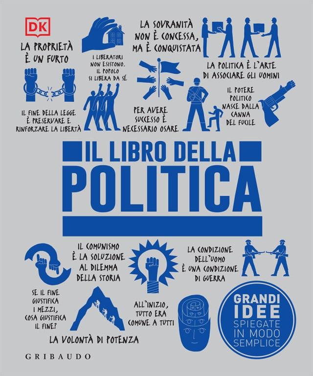 Il libro della politica Book Cover