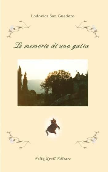 Le memorie di una gatta Book Cover
