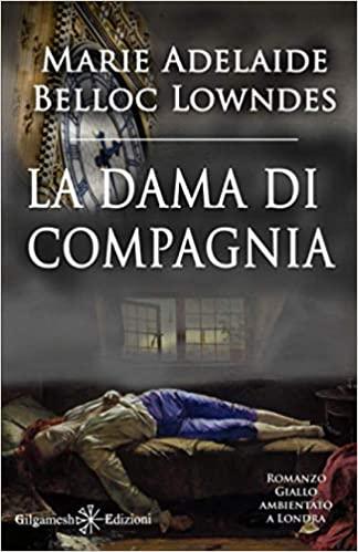 La dama di compagnia Book Cover